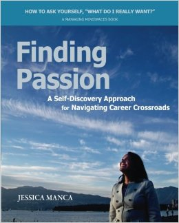 Finding Passion Official Book - Available on Amazon